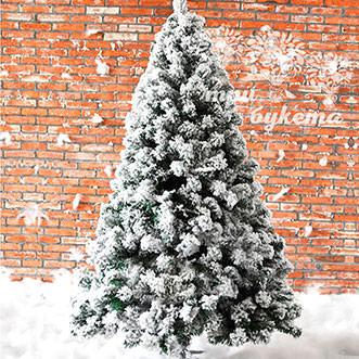 Искусственная ель со снегом 2 метра